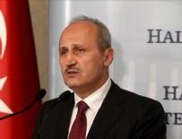 Ulaştırma ve Altyapı Bakanı Turhan: Kendi uydusunu üreten ülke konumuna geldik