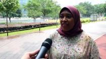 ORMAN YANGıNLARı - Kuala Lumpur'u Duman Bulutu Sardı