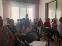 Manisa Büyükşehir Belediye Personeline EBYS Eğitimi