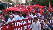 Mardin'de Teröre Tepki, 'Diyarbakır Anneleri'ne Destek Yürüyüşü