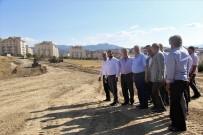 ZÜLFÜ DEMİRBAĞ - Milletvekili Demirbağ, Palu'da Çalışmaları İnceledi