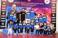 Minikler Türkiye Taekwondo Şampiyonası Değer, Üçüncü Oldu