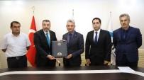 RAMAZAN ÖZCAN - MTB İle FKA Arasında Fizibilite Destek Sözleşmesi İmzalandı