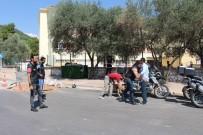 Muğla'da Narkotik Polisinden Okul Önü Denetimi