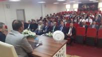 Muş İl Milli Eğitim Müdürü Engin, Okul Müdürleri İle Toplantı Yaptı