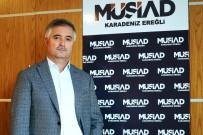 MÜSİAD Kdz. Ereğli Başkanı Çınar Faiz İndirim Kararını Değerlendirdi