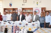 Nusaybin Ticaret Borsası'ndan İhtiyaç Sahibi Öğrencilere Eğitim Yardımı