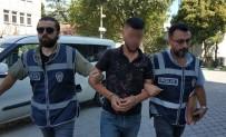 Samsun'da 2 Kişiyi Tabancayla Yaralayan Zanlı Adliyede