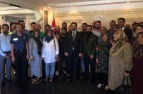 Şehit Yakınları Ve Gazilerden Mardin Emniyetine Ziyaret