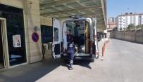 Siirt'te Ağaçtan Düşen Şahıs Yaralandı