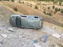 Siirt'te Meydana Gelen Trafik Kazasında 4 Kişi Yaralandı