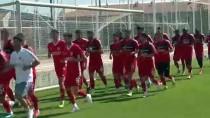 Sivasspor'da Medipol Başakşehir Maçı Hazırlıkları