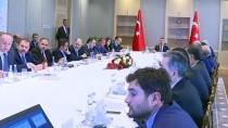 Zeytin Dalı Harekatı - Suriye Koordinasyon Toplantısı