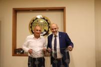 TASEV Yönetim Kurulu Üyeleri Bartın'ı Ziyaret Etti