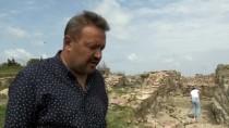Tieion'daki 'Demir Ocağı' Gün Yüzüne Çıkarılıyor