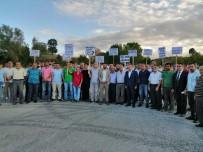 KEMAL ZEYBEK - Vezirköprülüler 'Duble Yol' İstedi