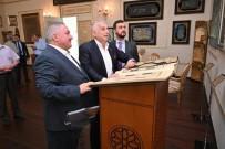 METİN KÜLÜNK - 26. Dönem İstanbul Milletvekili Metin Külünk Kayseri OSB'yi Ziyaret Etti
