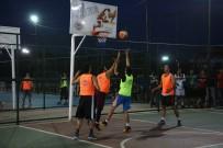 KOL SAATI - 3X3 Streetball Turnuvası Sona Erdi