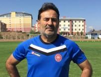 Ahat Kömürlüoğlu Açıklaması 'Güzel Takım Kurduk'