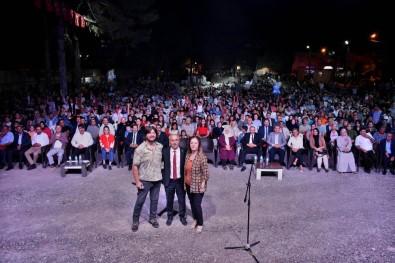 Ahmet Şafak Yenişehirlileri Coşturdu