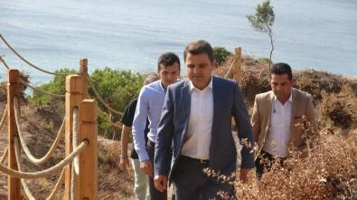 'Arıburnu Yürüyüş Güzergâhı' Projesi Tanıtıldı