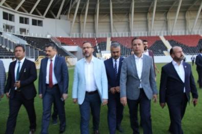Bakan Kasapoğlu Açıklaması 'Devasa Tesislerimiz Var'