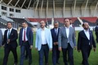 OSMAN ÖZTÜRK - Bakan Kasapoğlu Açıklaması 'Devasa Tesislerimiz Var'