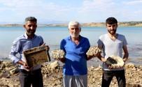 Baraj Suları Çekilince Köylüler Buldu