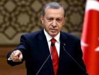MÜLTECİ AKINI - Başkan Erdoğan'dan güvenli bölgeyle ilgili sert çıkış!