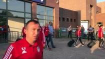 GAZİANTEP HAVALİMANI - Beşiktaş Kafilesi Gaziantep'e Geldi