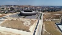 Büyükşehir'den Kalyon Stadyumuna İkinci Yol