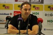 FUAT ÇAPA - Çapa'dan Eskişehirspor'a Veda Mesajı