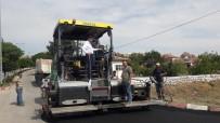 Delice'de Yollar Asflatlanıyor
