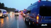 Denizli'de Trafik Kazası Açıklaması 1 Ölü, 2 Yaralı