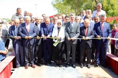 Eski Ticaret Bakanı Tüfenkci, Pancar Alım Kampanyası Açılış Törenine Katıldı