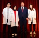 ESOGÜ Tıp Fakültesi'nin Yeni Öğrencileri Beyaz Önlüklerini Giydi