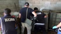 Gaziantep'te Akaryakıt Kaçakçılığı Operasyonu