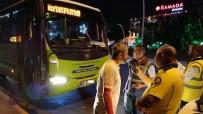 Gebze'de Kurallara Uymayan Sürücülere 12 Bin TL Ceza