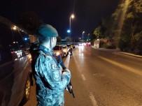 POLİS HELİKOPTERİ - İstanbul'da dev 'Yeditepe Huzur' uygulaması