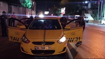 İstanbul'da 'Yeditepe Huzur' Asayiş Uygulaması