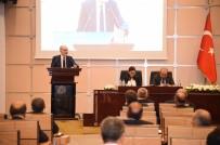 Ruhsar Pekcan - İTO Başkanı Avdagiç Açıklaması 'Ticari Kredilerin Daha Da Aşağı İnmesini Arzu Ediyoruz'