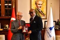 İzmir Büyükşehir'e Afrika'dan Ziyaret
