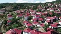 Karadeniz'in Doğasını Ve Mimarisini Koruyan Mahalle Açıklaması Yeşilce