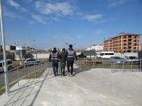 Kars'ta İşyeri Hırsızı Yakayı Ele Verdi