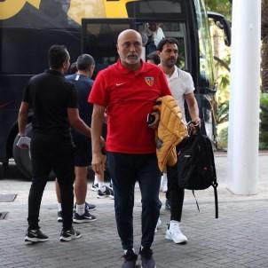 Kayserispor Antalya'da