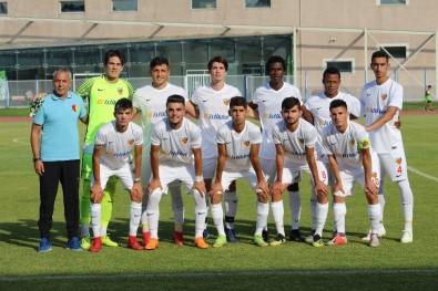 Kayserispor U19  Antalya Deplasmanında