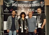 'Kolej Havası' Filmi Sivas'ta Taraftarla Buluştu