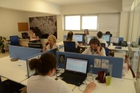 Kuşadası Belediyesi Güvercin Masa 24 Saat Hizmet Vermeye Başladı