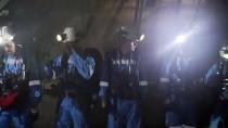 ALTIN MADENİ - Madenciler Efemçukuru'nda Yarıştı