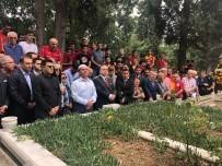 Mustafa Cengiz - Metin Oktay Kabri Başında Anıldı